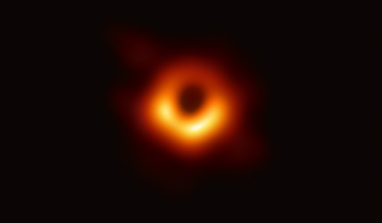 First Image Of A Black Hole Eso