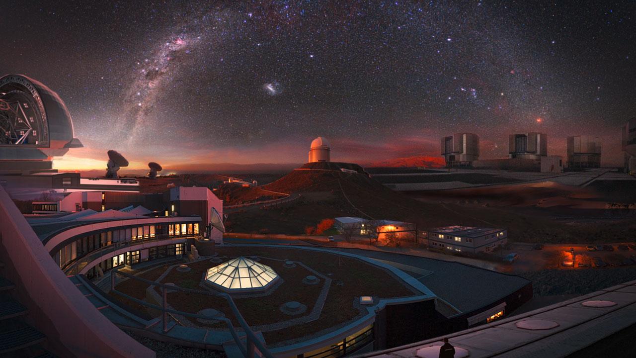 The ESO world