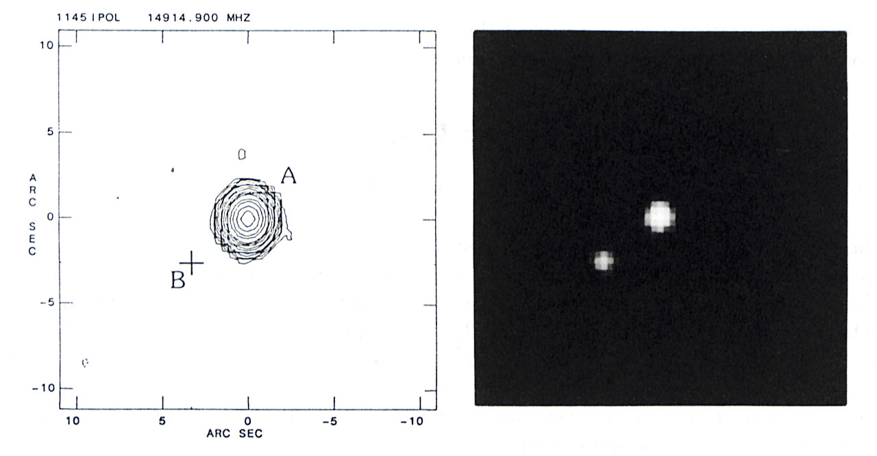 Discovery of a Binary Quasar