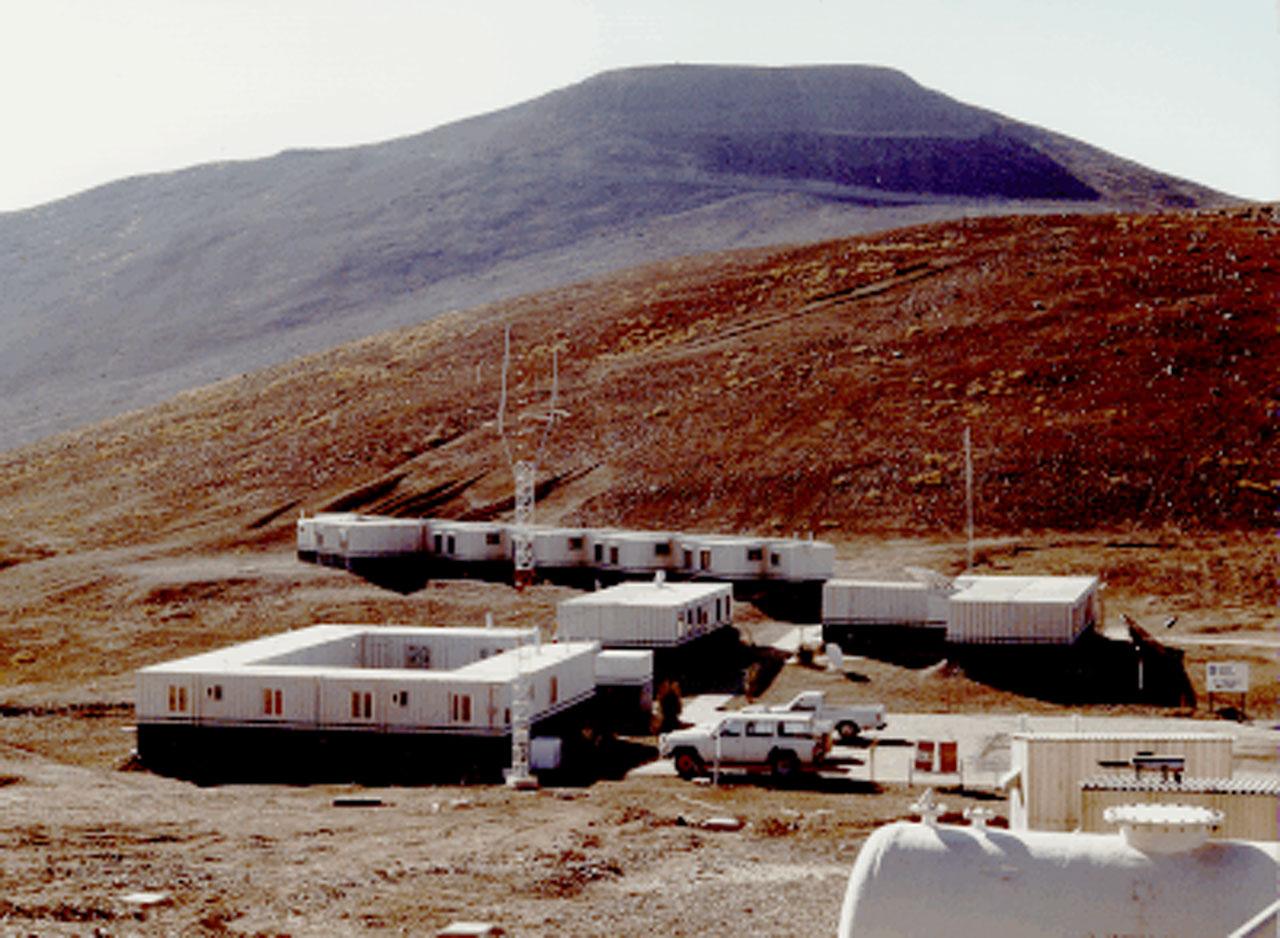 Paranal ESO Base Camp