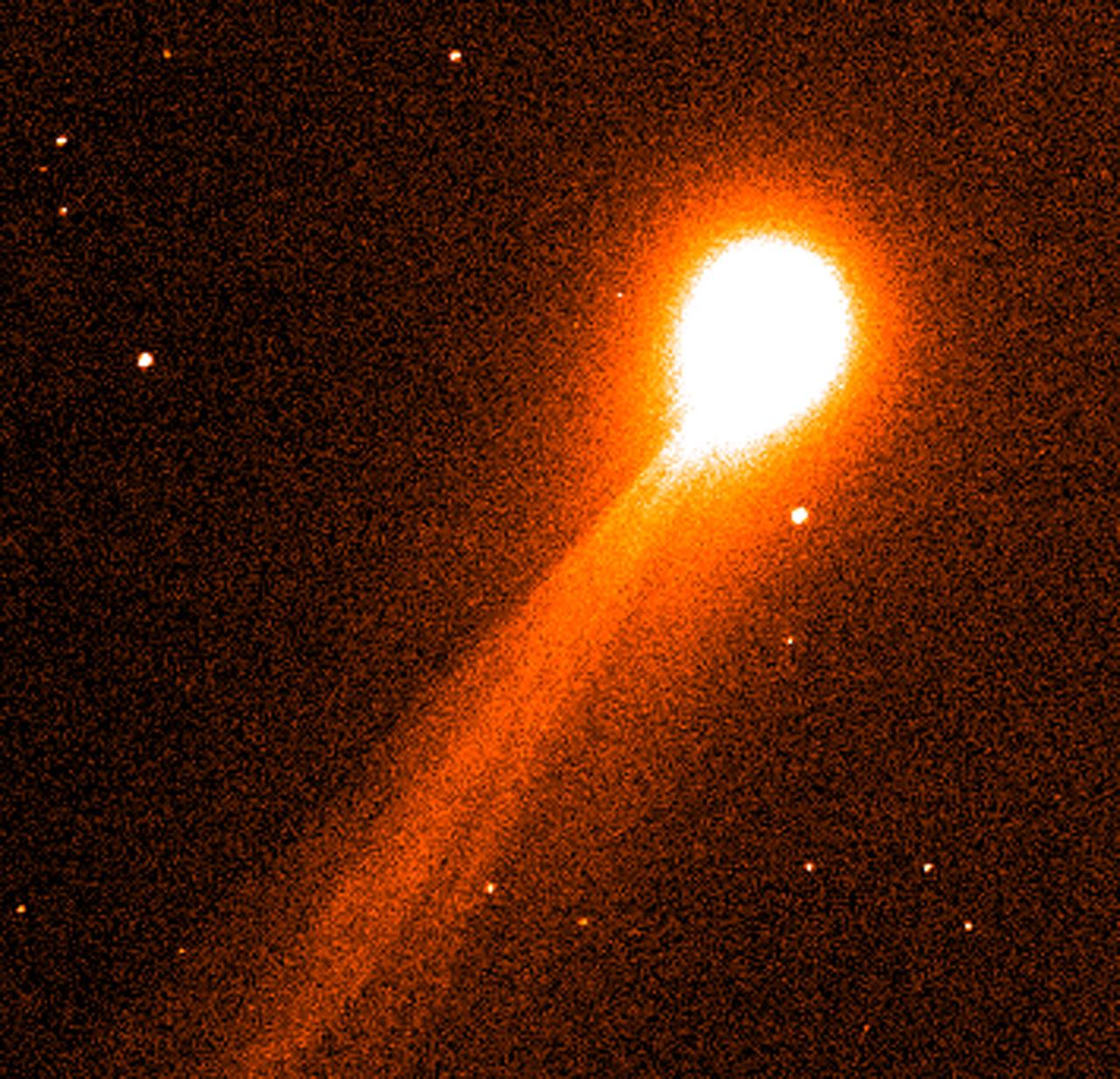 Bright Comet 1995 Q1