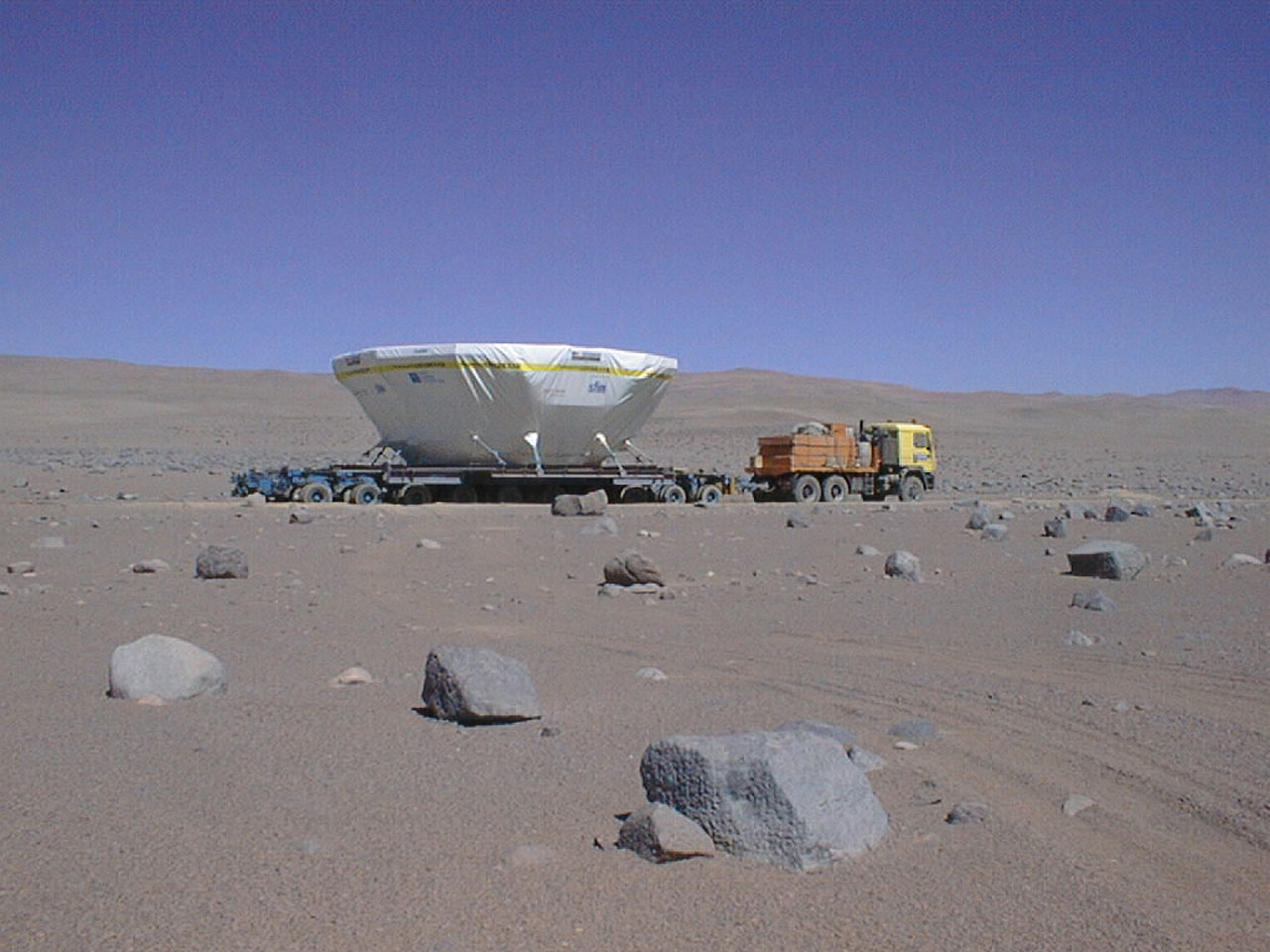 Atacama and the M1 Cell
