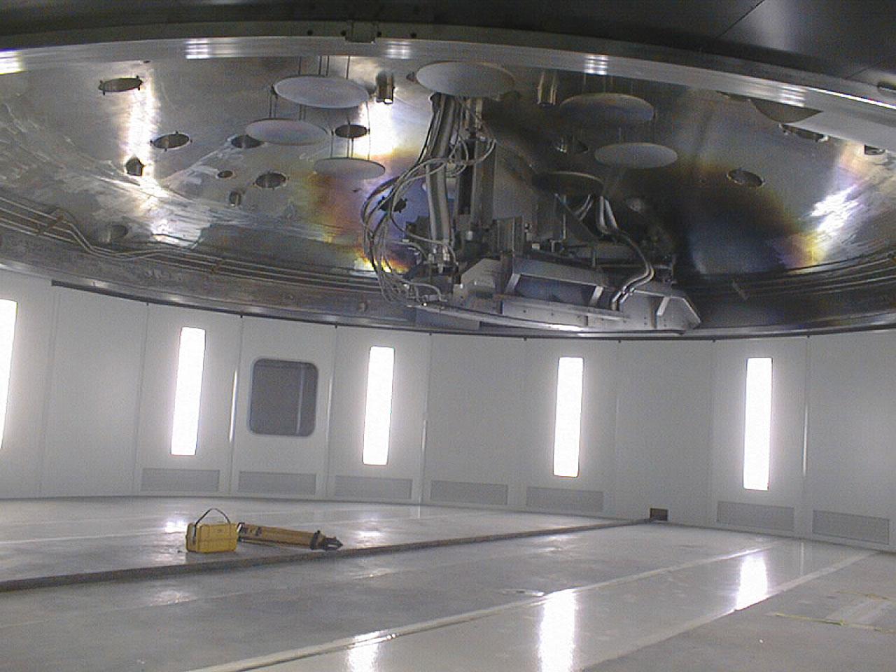 Preparations for VLT UT1 First Light