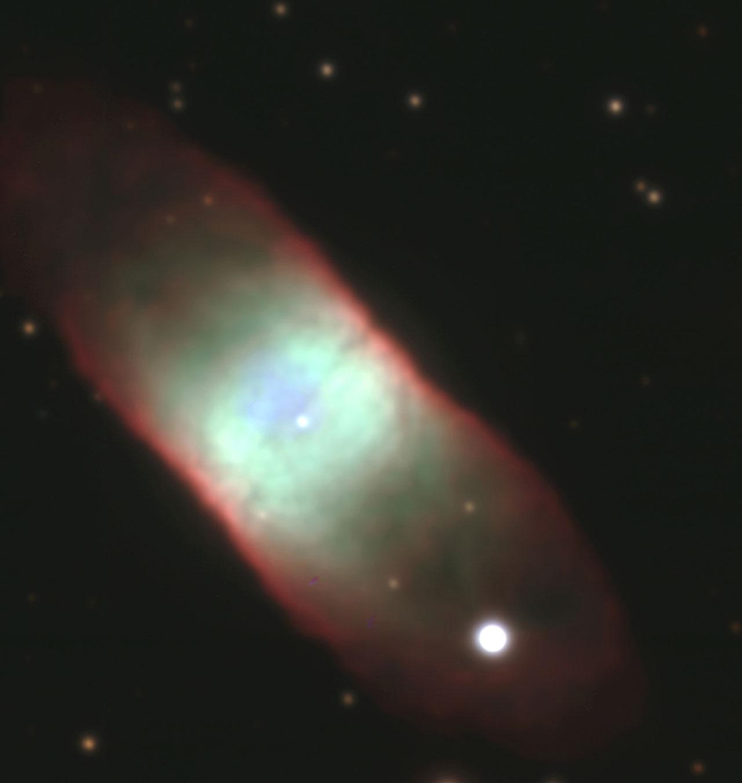 m29 planetary nebula - photo #36