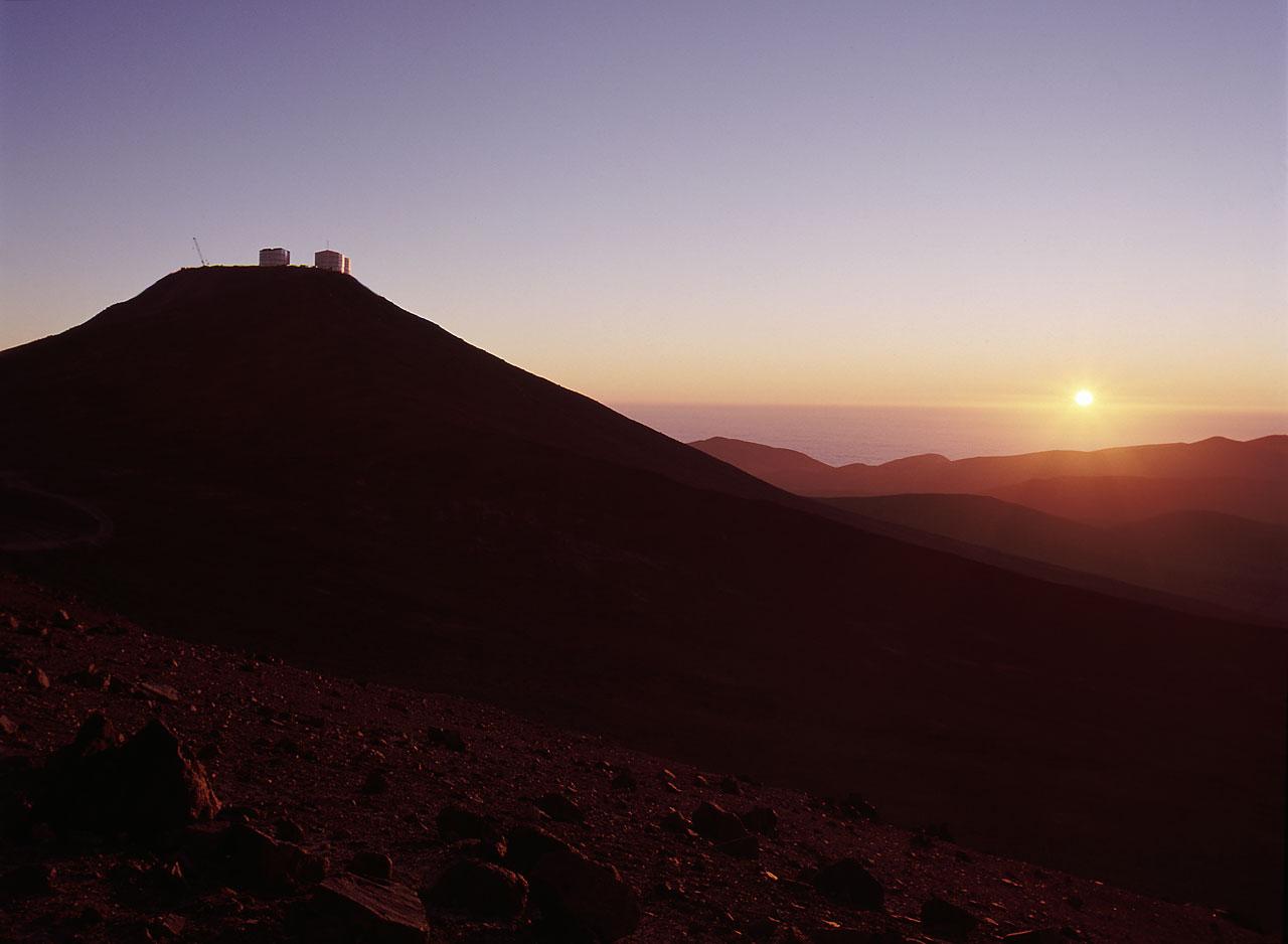 A Paranal Sunset