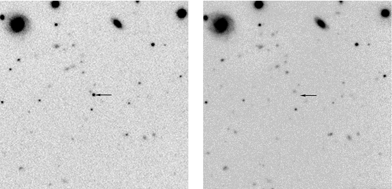 Methane Brown Dwarf