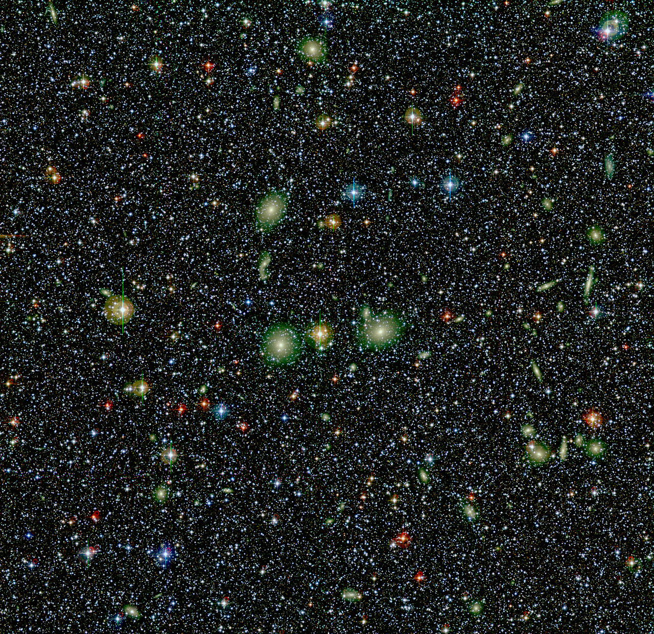 View Towards the Great Attractor