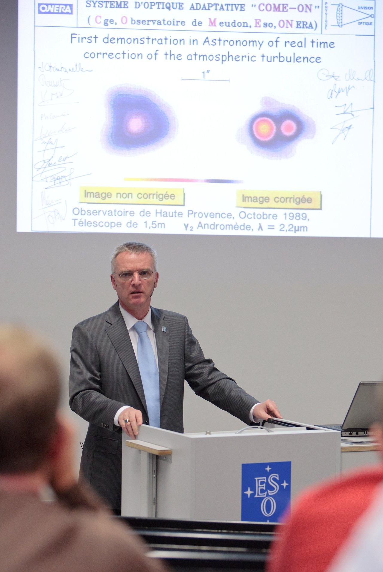 ESO Workshop on 20 Years of Adaptive Optics