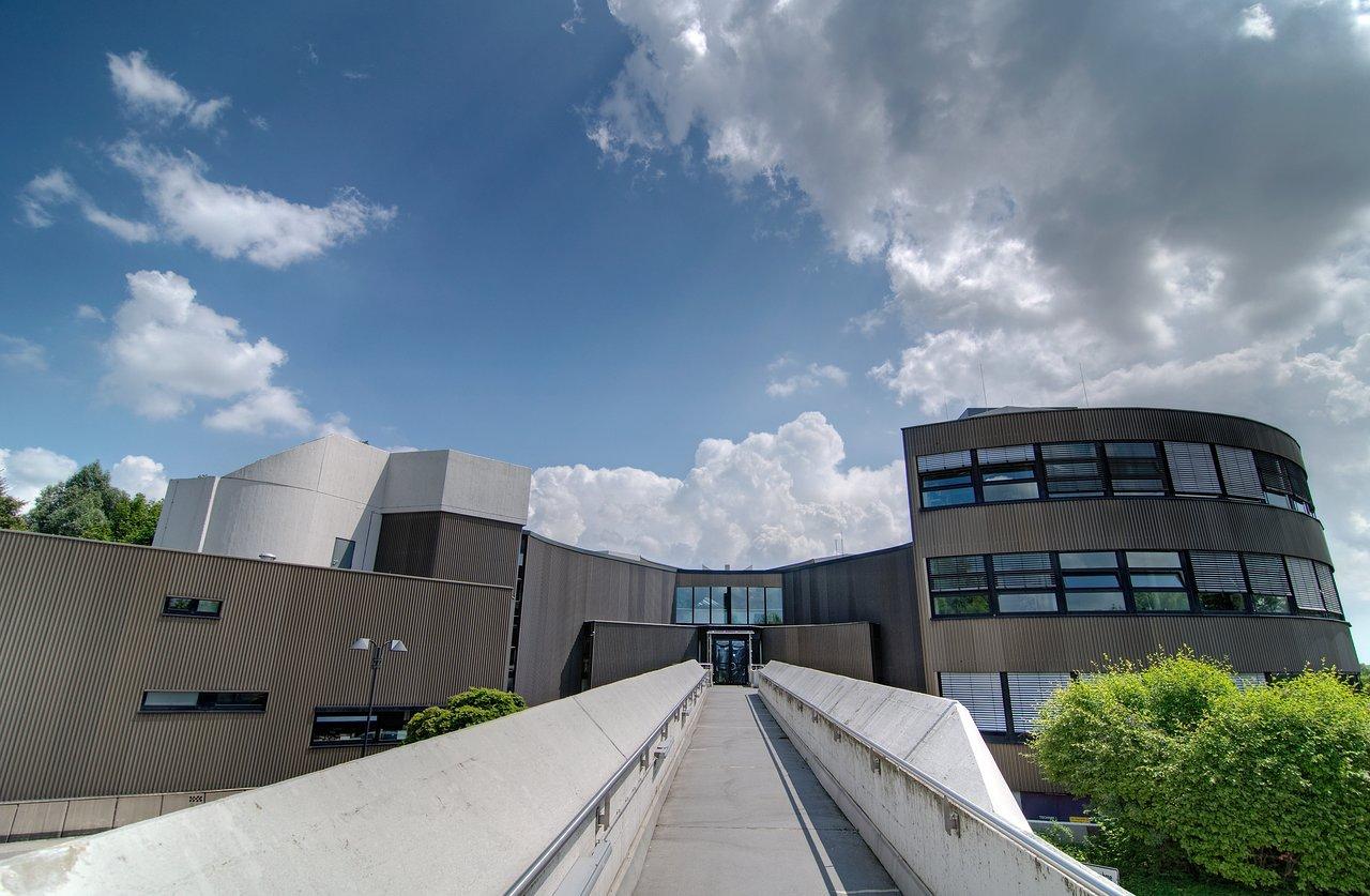 Der Hauptsitz der ESO