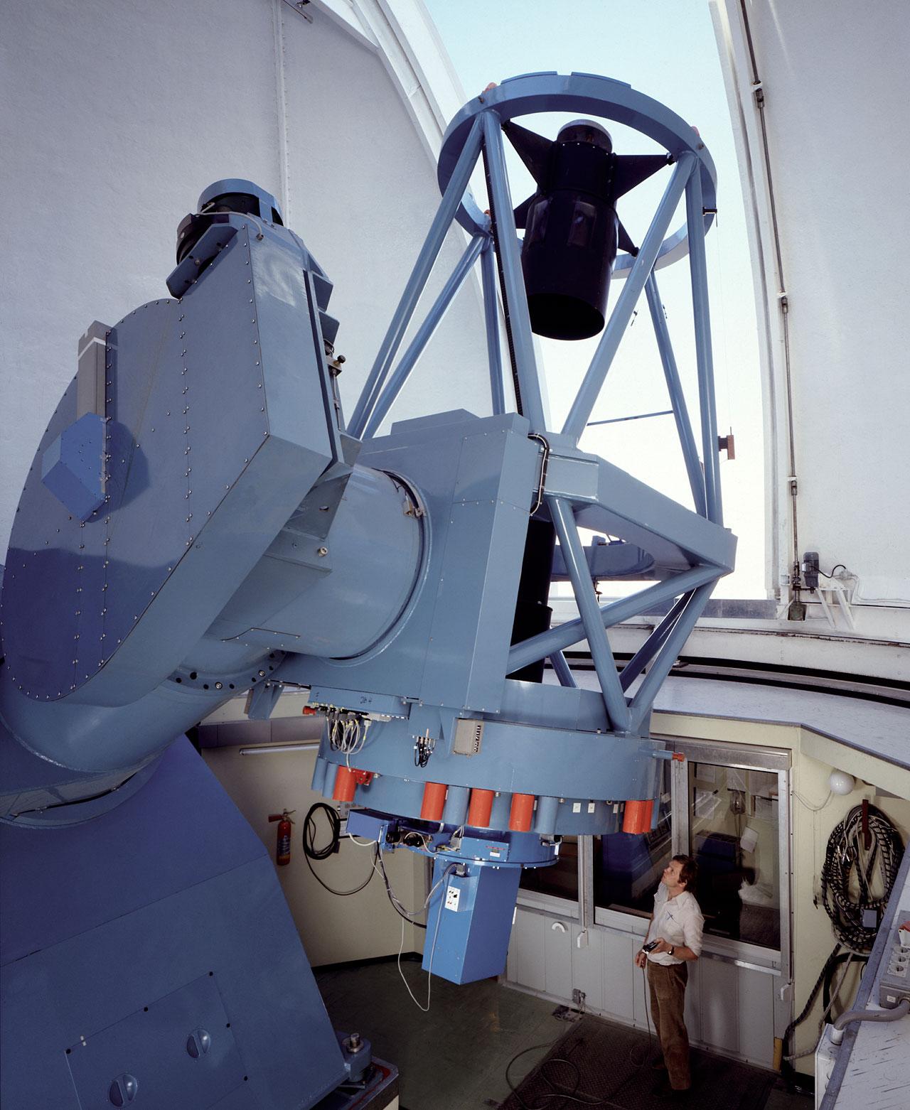 Danish 1.54-metre telescope