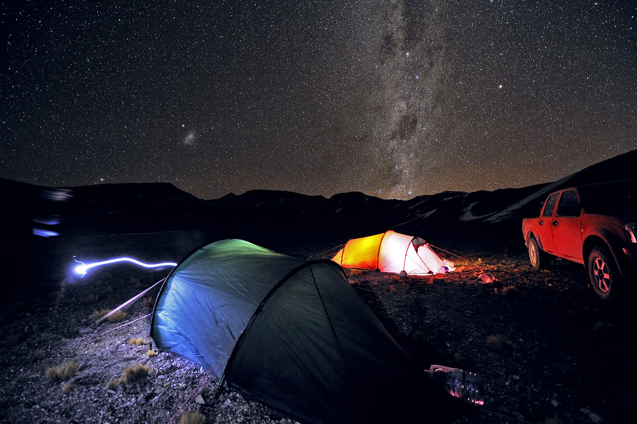Starry Night in Northern Chile