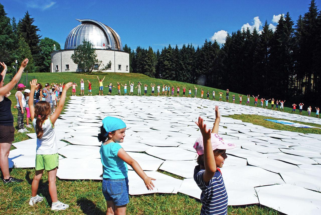 Celebrating the Telescope of the Future