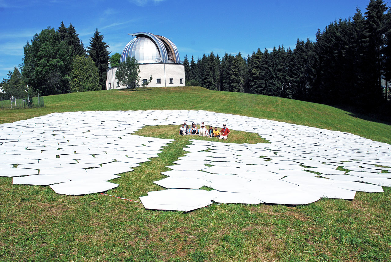 Building the Telescope of the Future