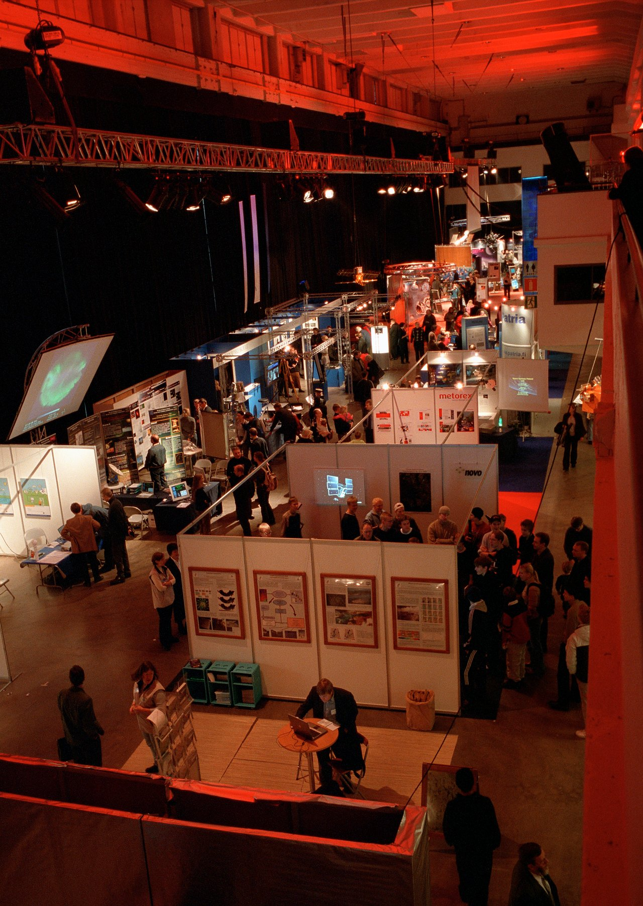 Helsinki Space Exhibition 2003