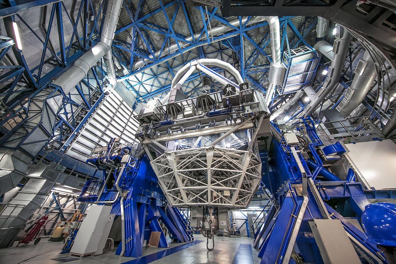 Inside the VLT