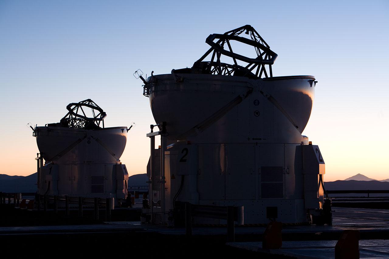 Auxillary Telescopes