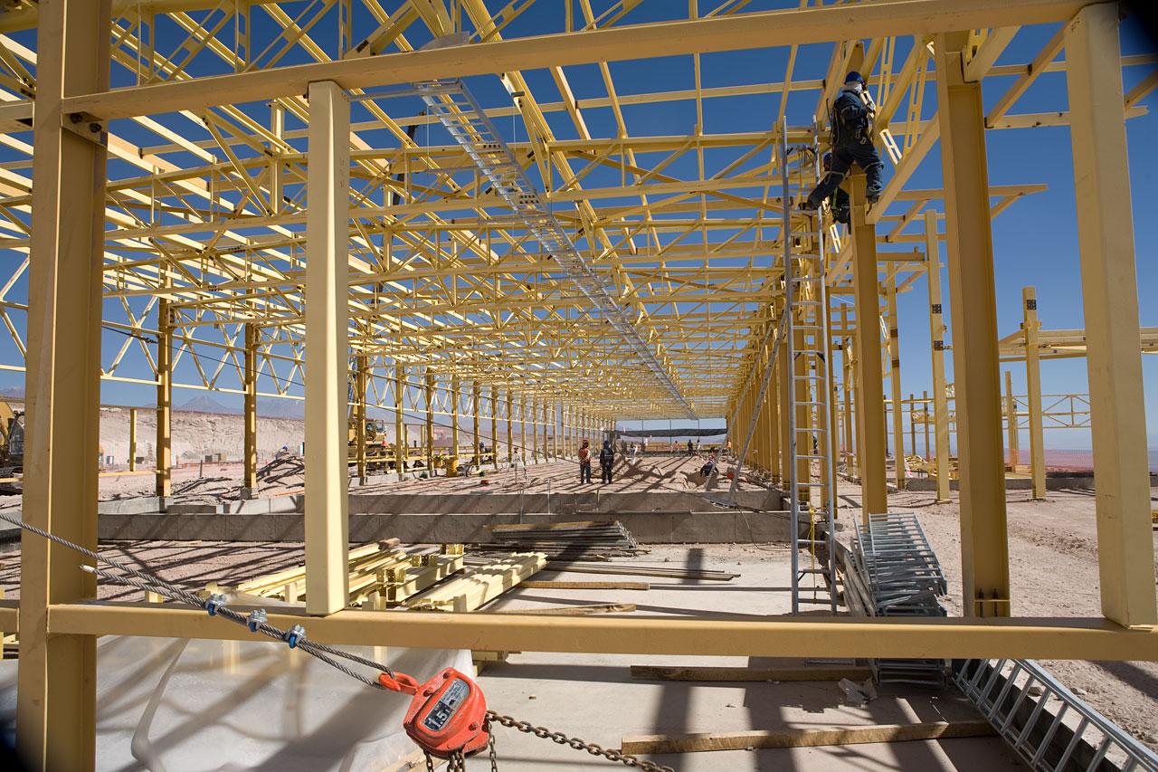 ALMA Construction