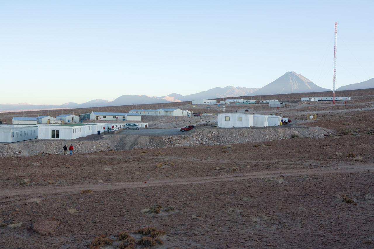 ALMA Base Camp