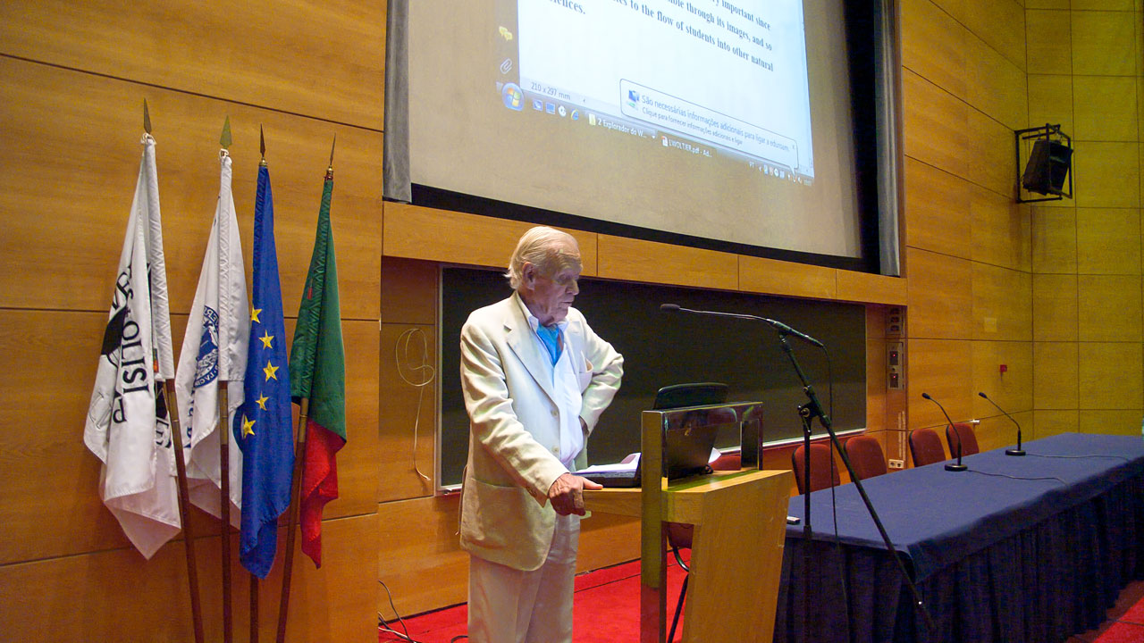 Lodewijk Woltjer Lecture at JENAM 2010