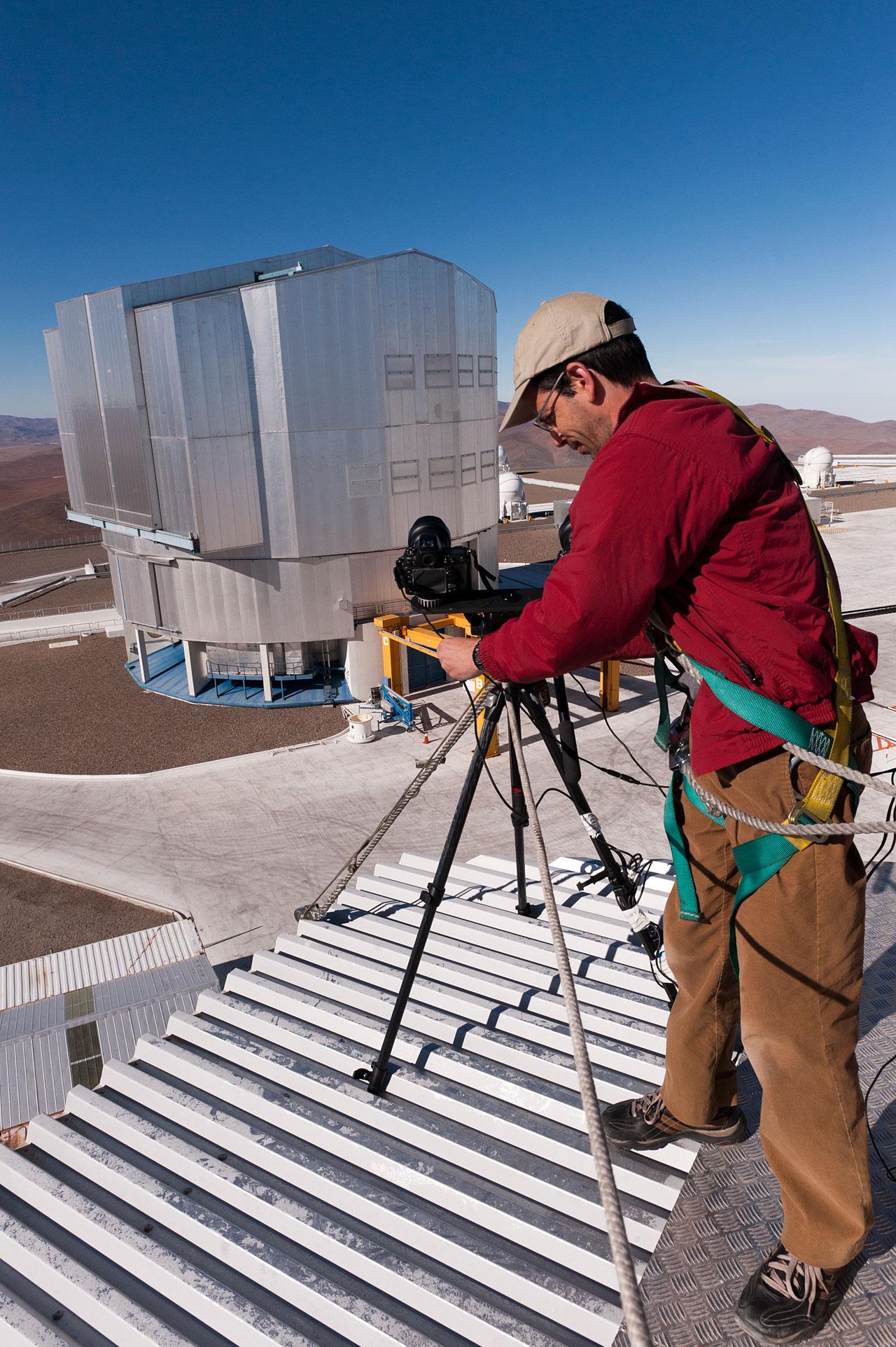 ESO Photo Ambassador José Francisco Salgado