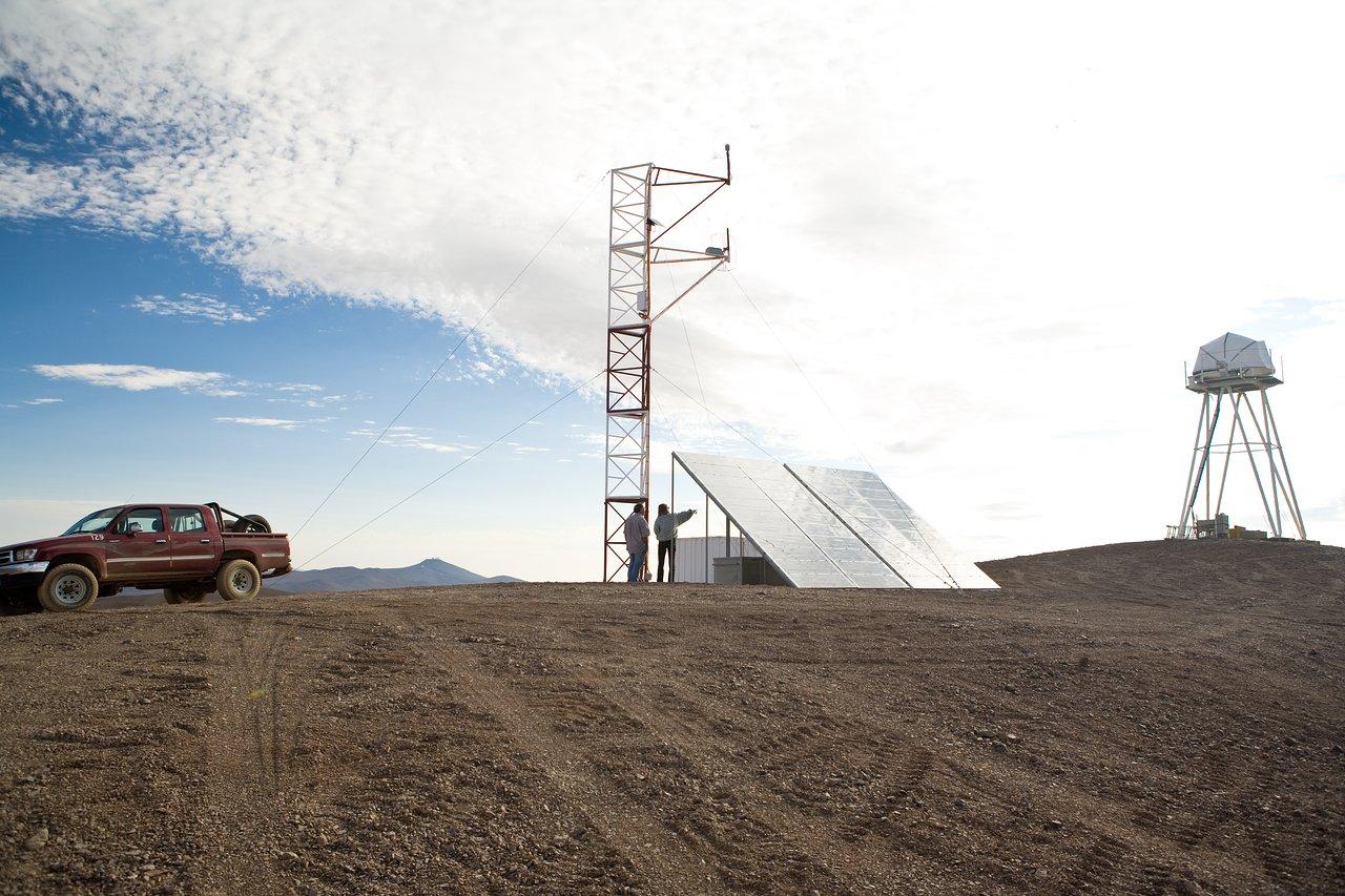 E-ELT site — La Chira / Chile