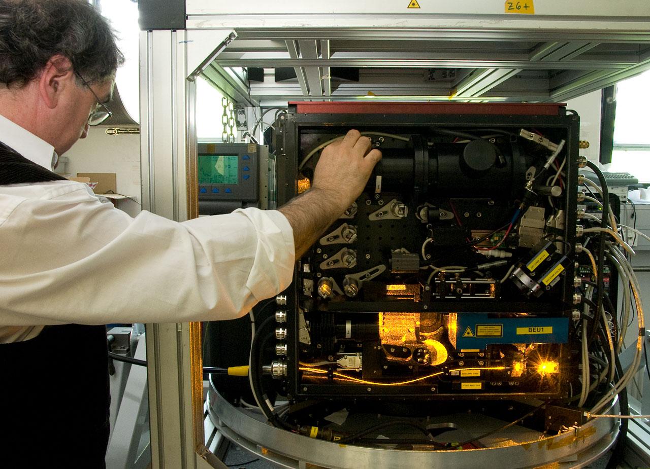 Laser Guide Star Laboratory