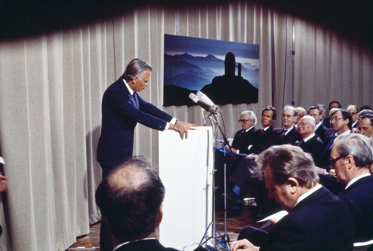 ESO HQ Inauguration