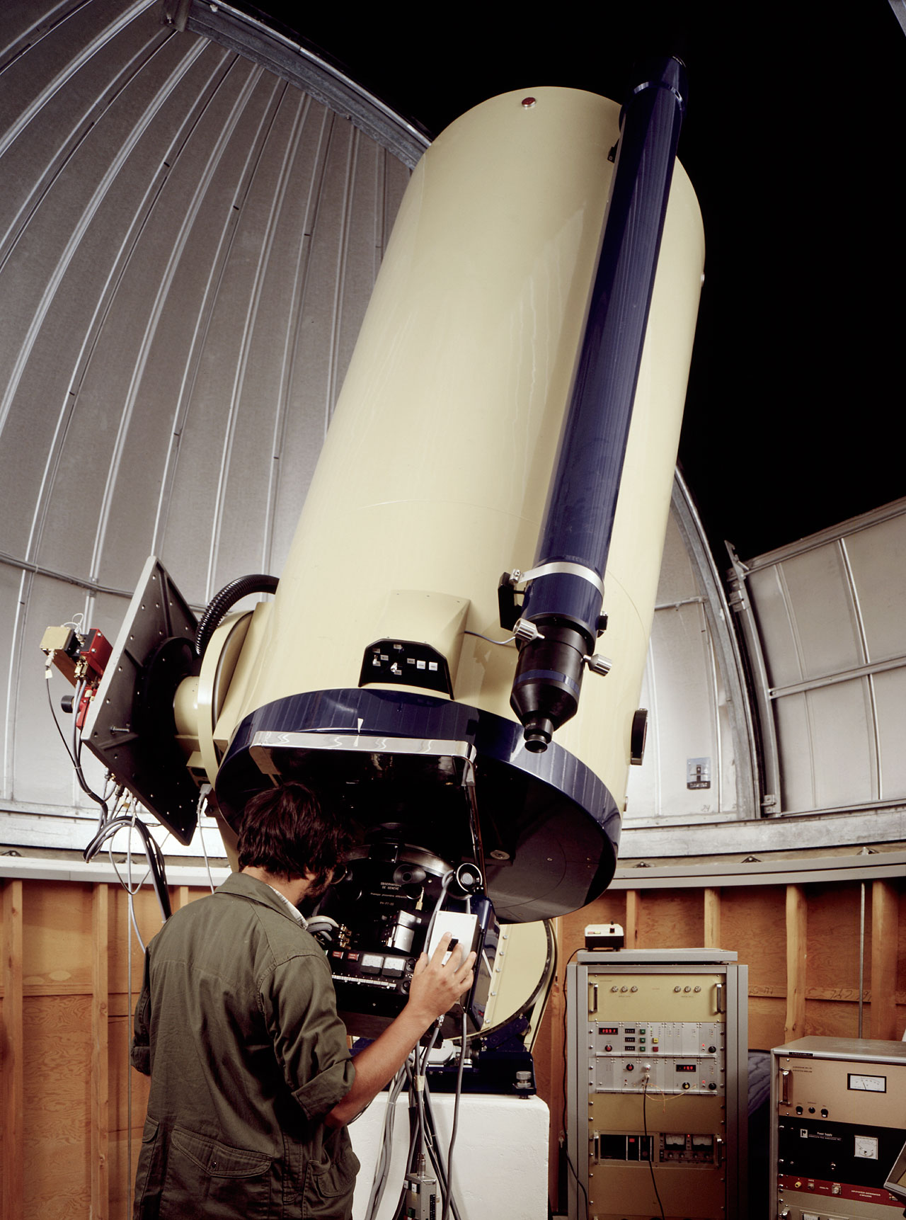 Swiss T70 telescope