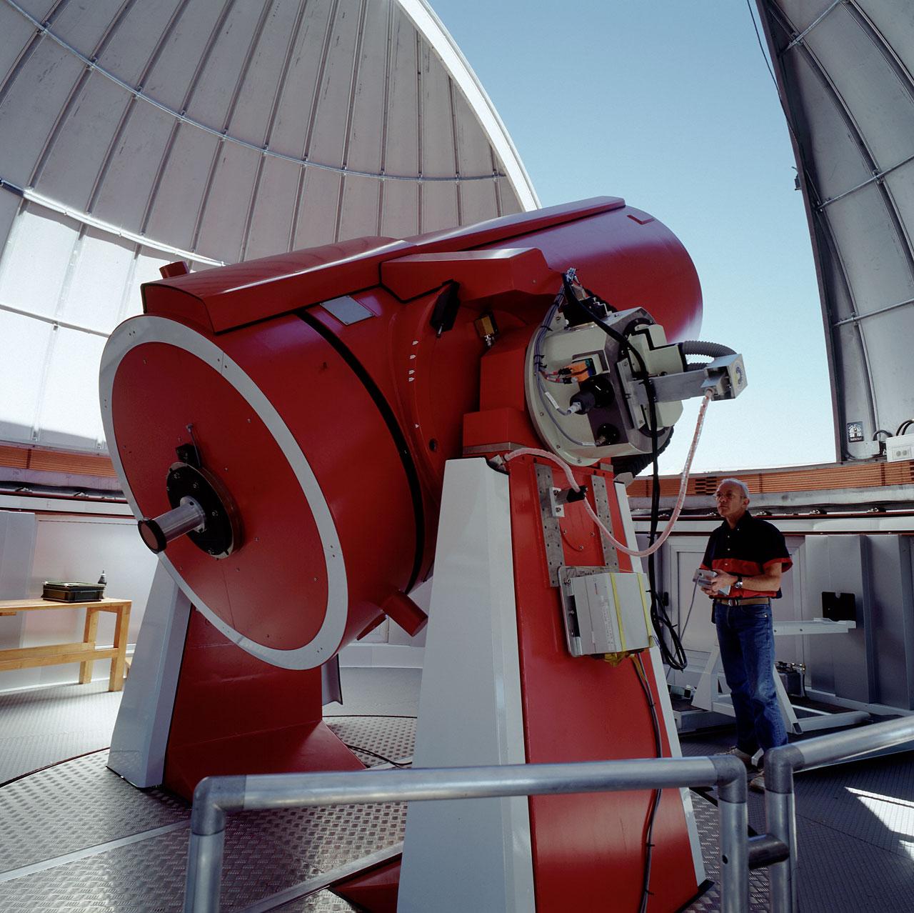 Swiss 1.2-m Leonhard Euler Telescope