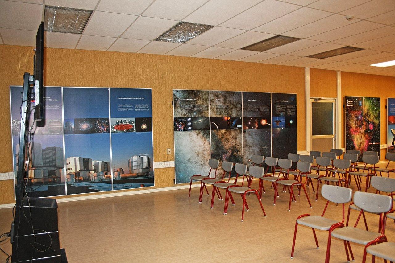 La Silla Visitor Centre