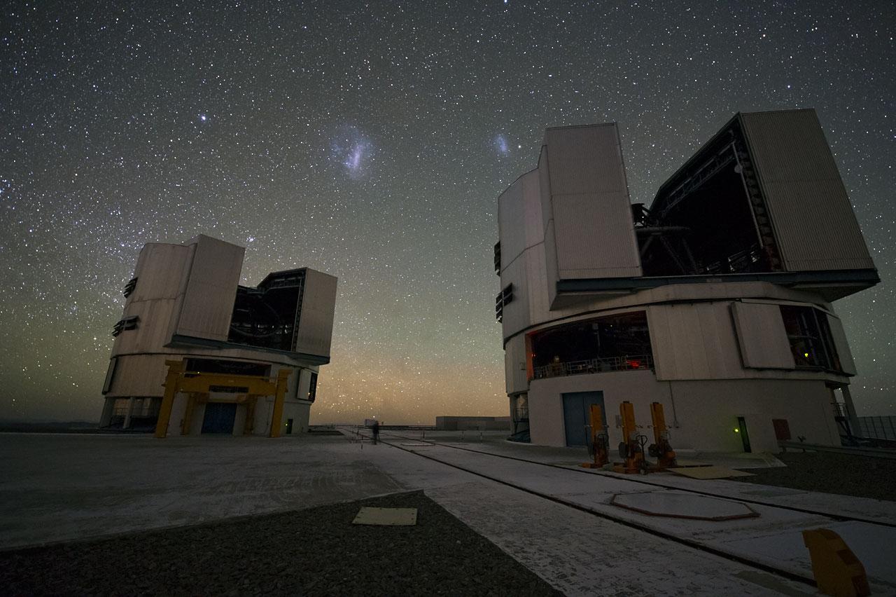 VLT Telescopes