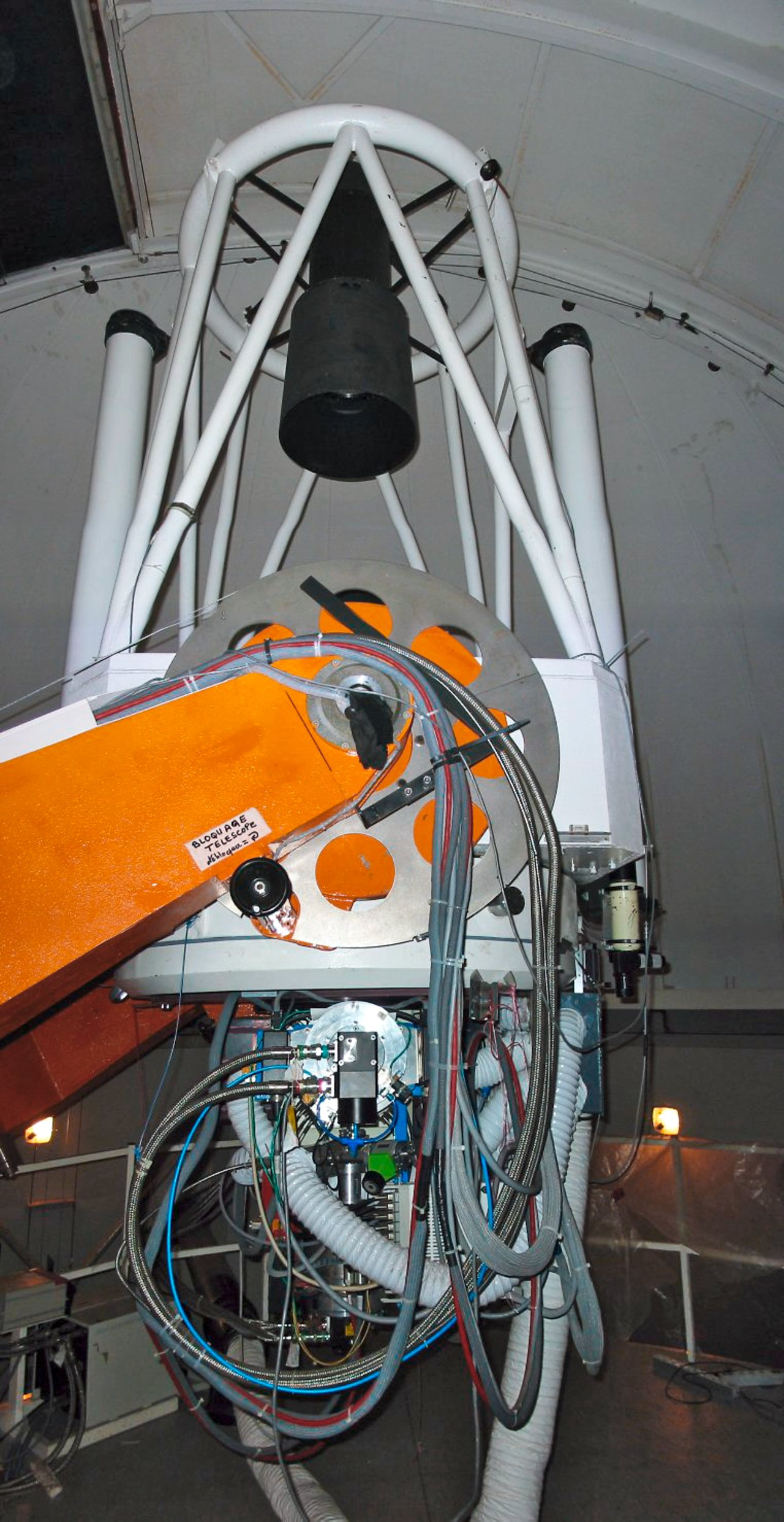 MarLy 1-metre telescope