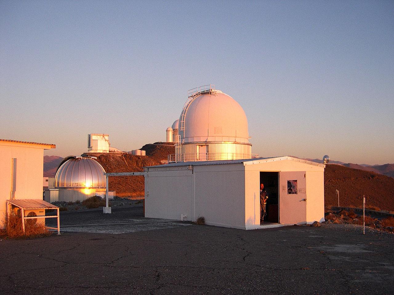 Marseille 0.36-metre Telescope
