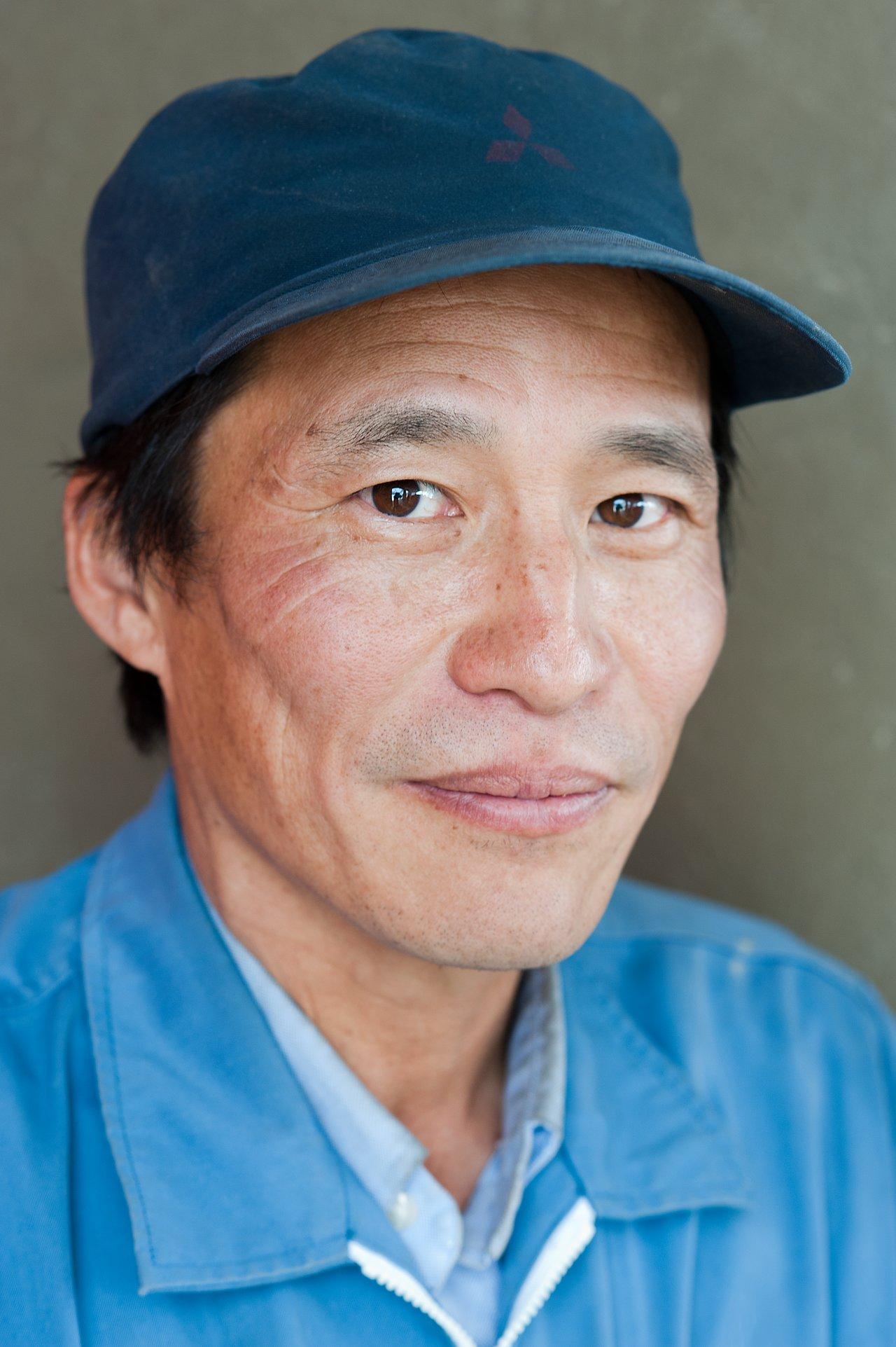 Engineer Hiroaki Hara