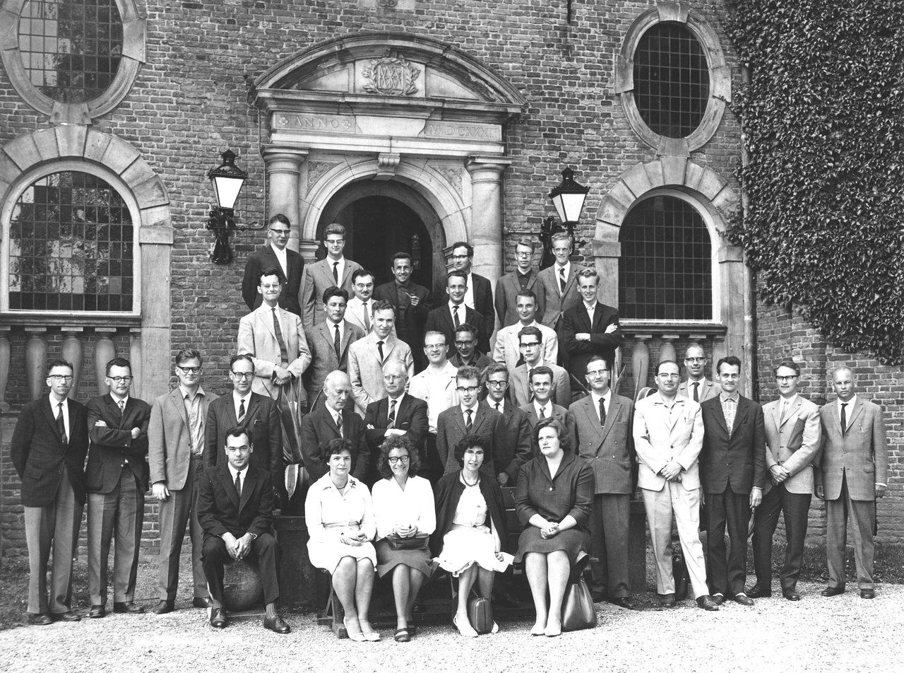Meeting in Nijenrode 1963