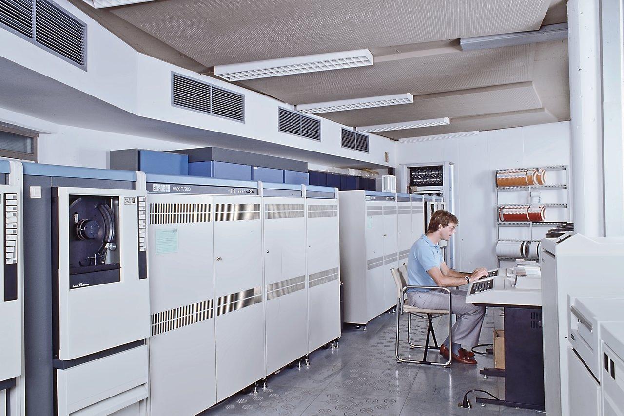MIDAS computer, 1980