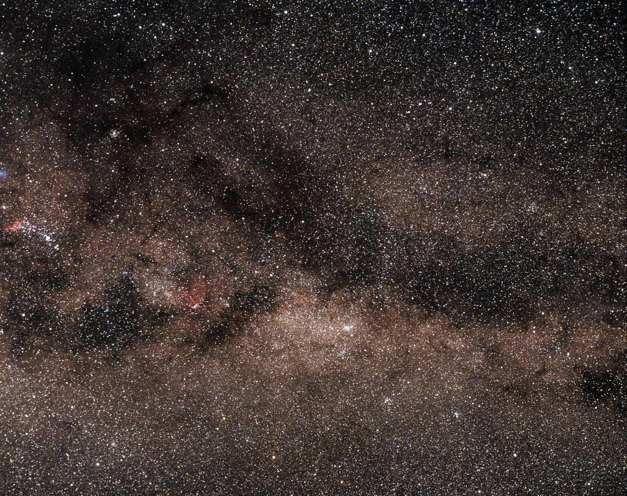 Norma and the Milky Way