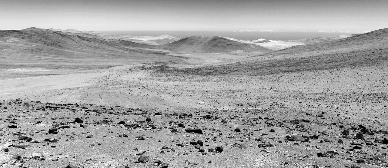 Chilean Atacama View