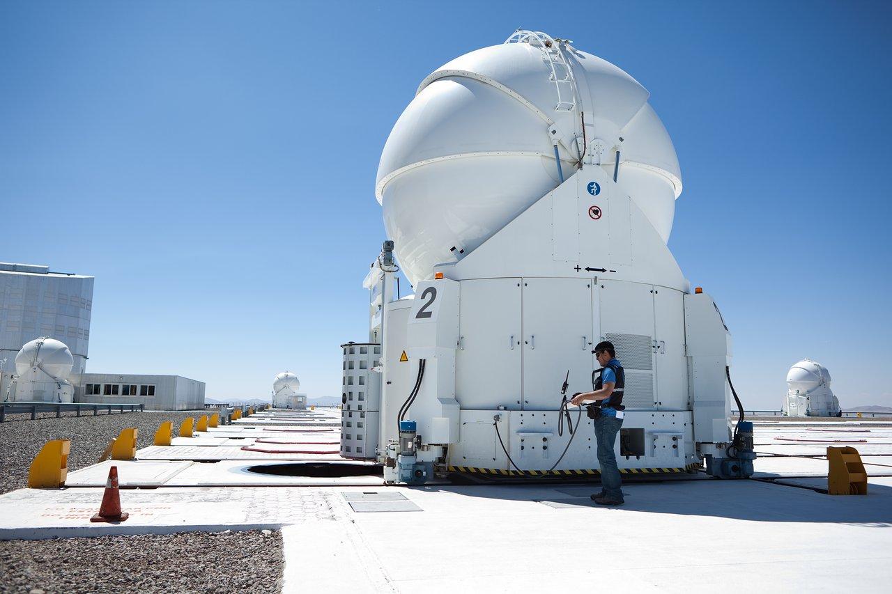 Auxilliary Telescope