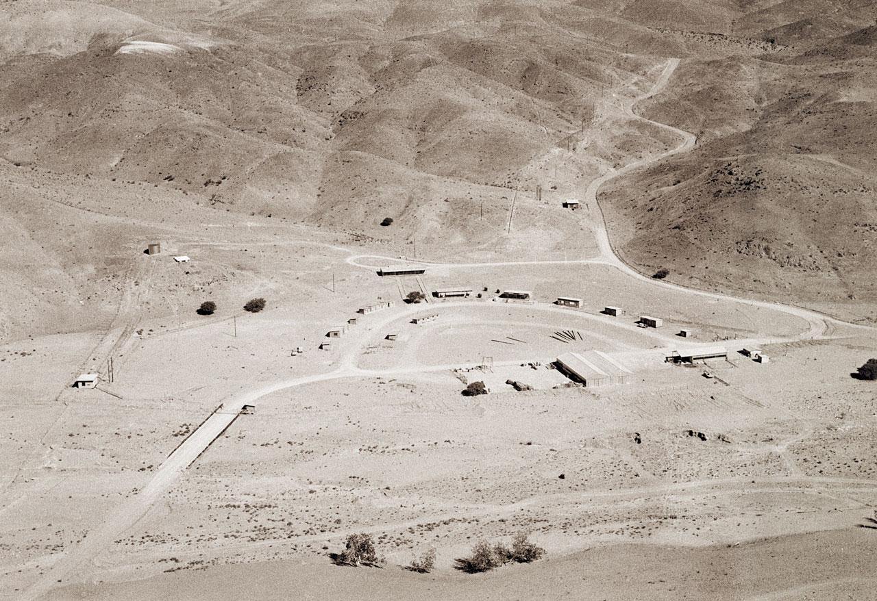Pelicano: La Silla base camp, Oct.1966