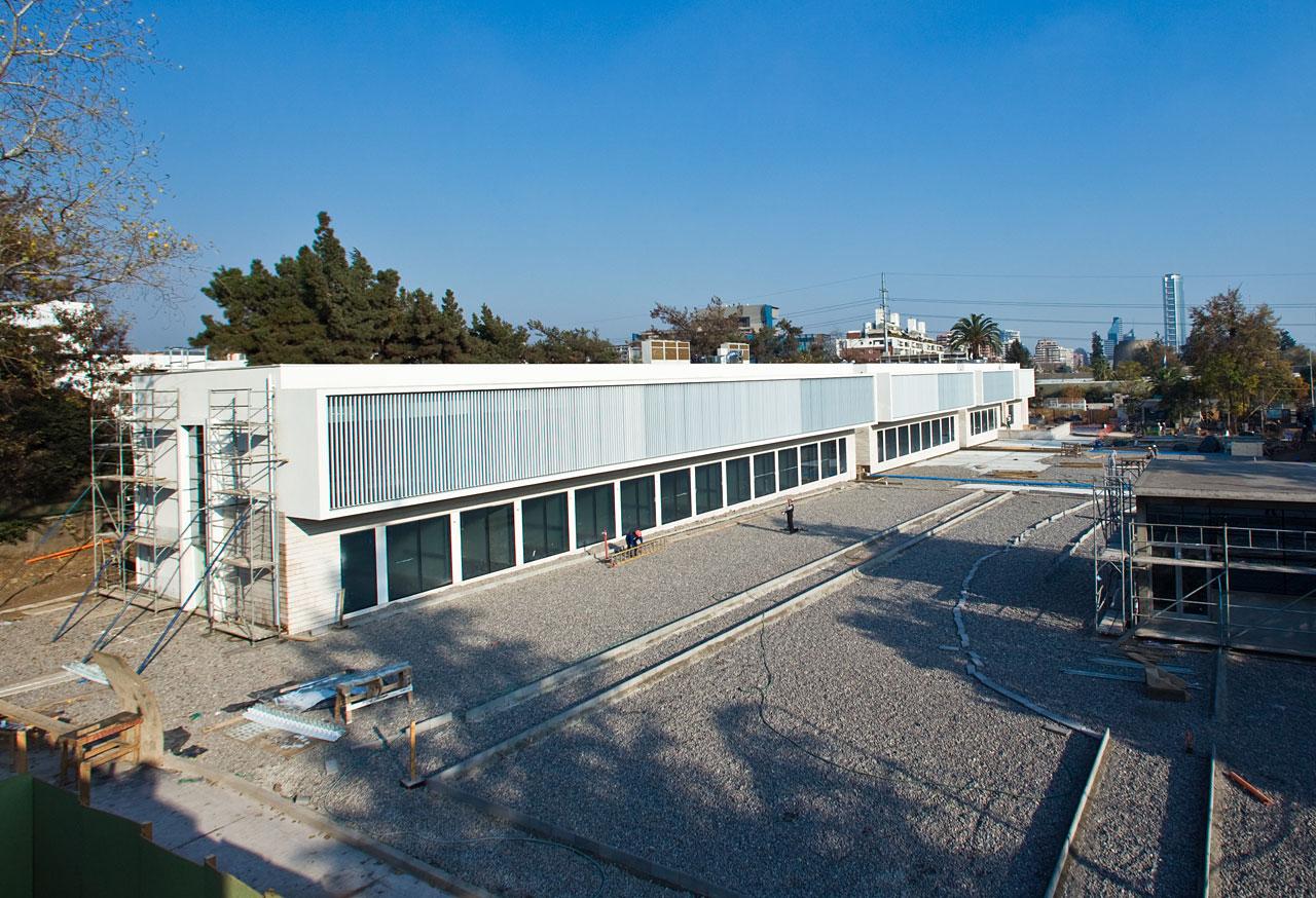 Nuevo edificio de ALMA