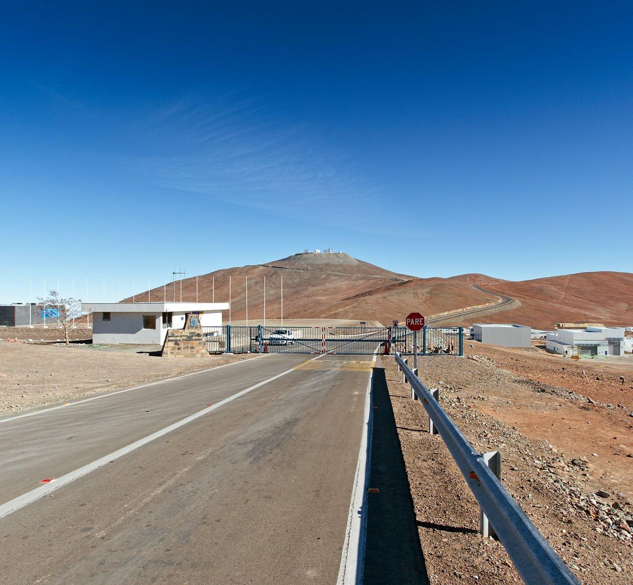 De un camino de tierra al observatorio líder mundial (presente)