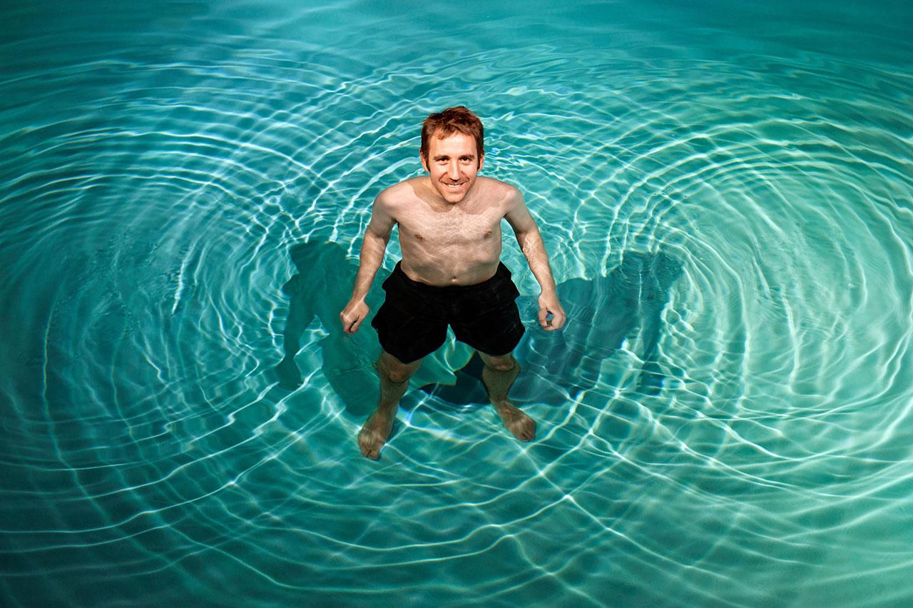 Swimming Pool Interferometry