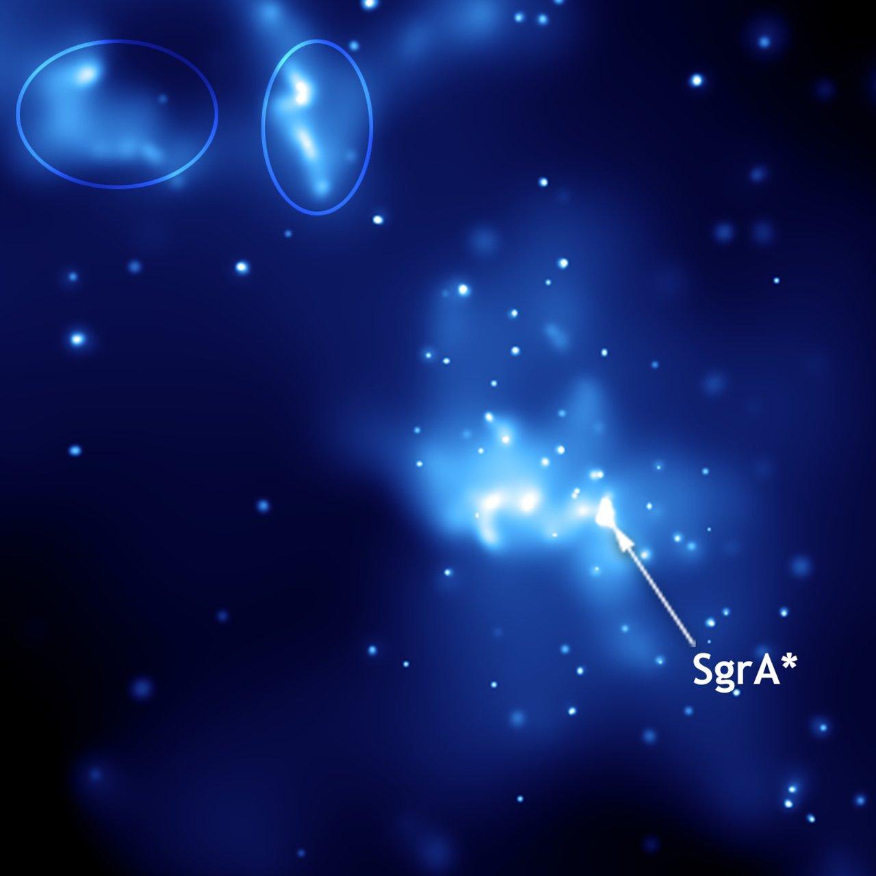 sagittarius a* | eso