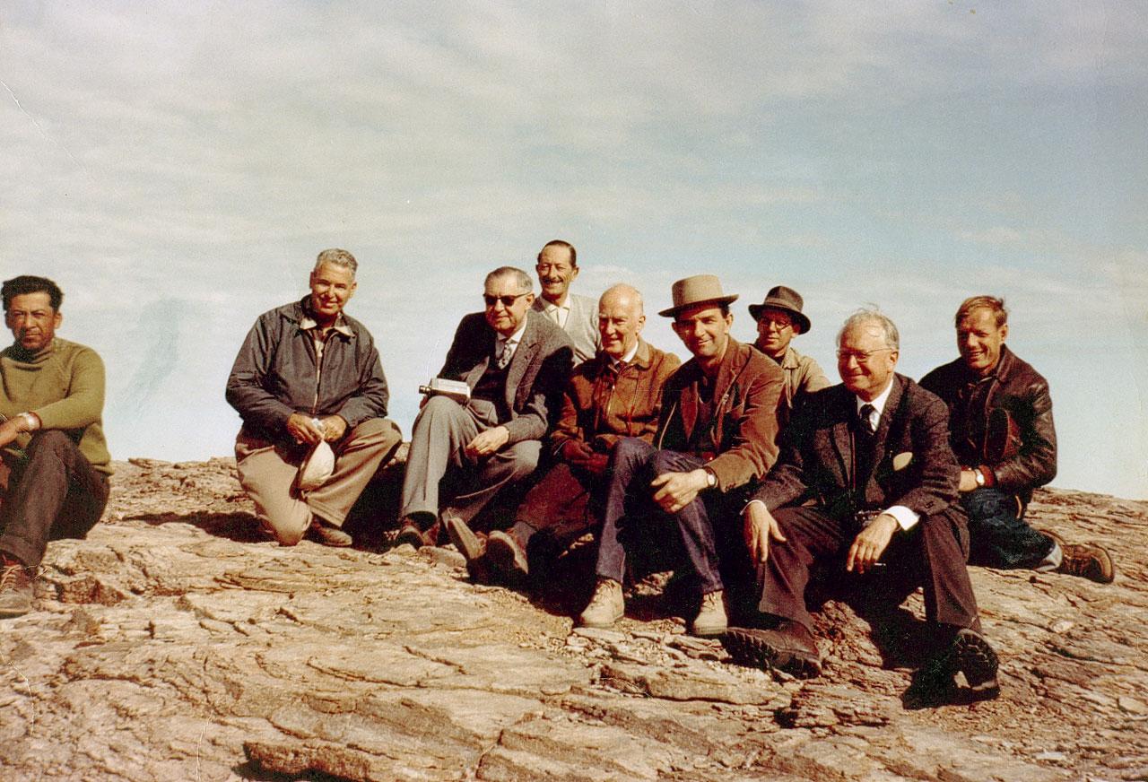 Summit Meeting on Cerro Morado