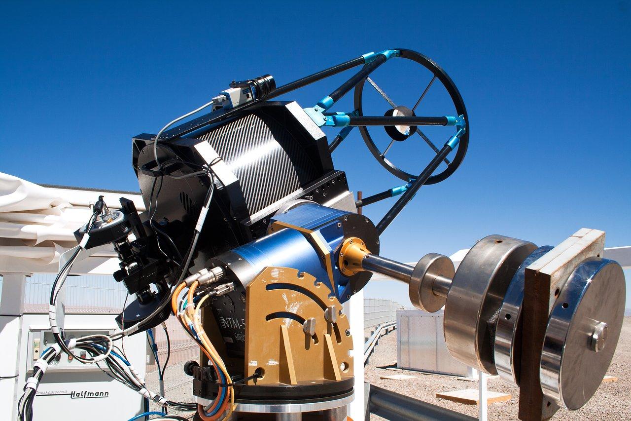 SLODAR Instrument at Paranal