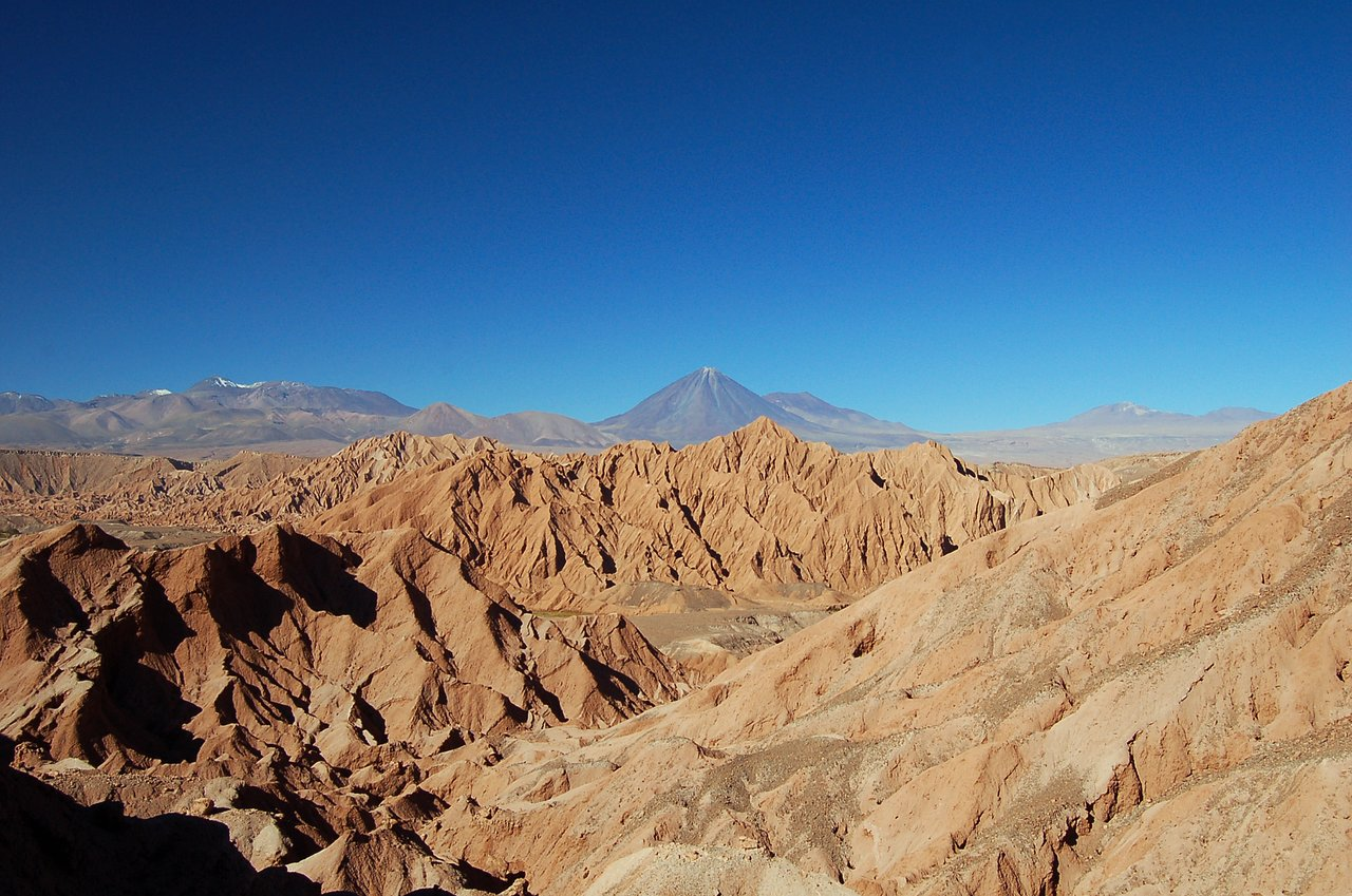 Surroundings of San Pedro de Atacama
