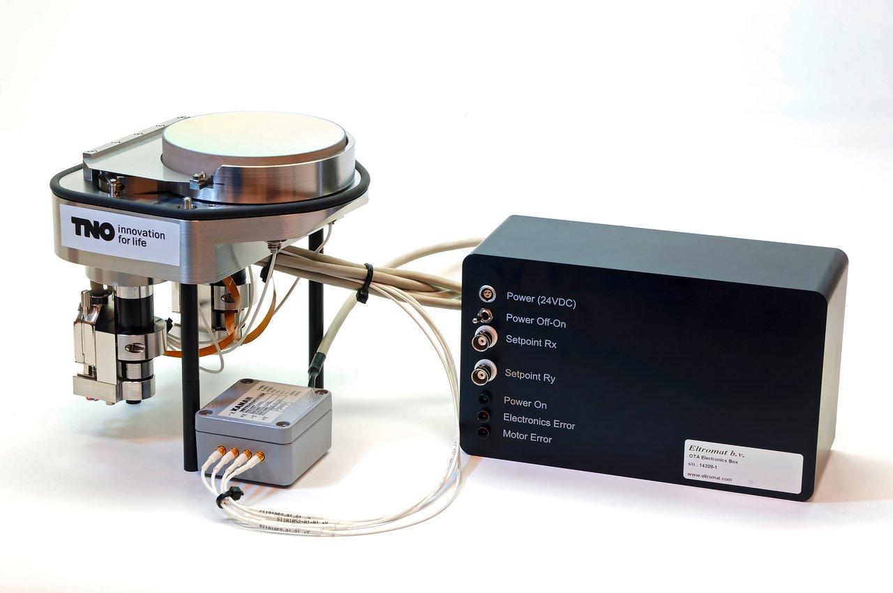 VLT 4LGSF OTA Field Selector Mechanism