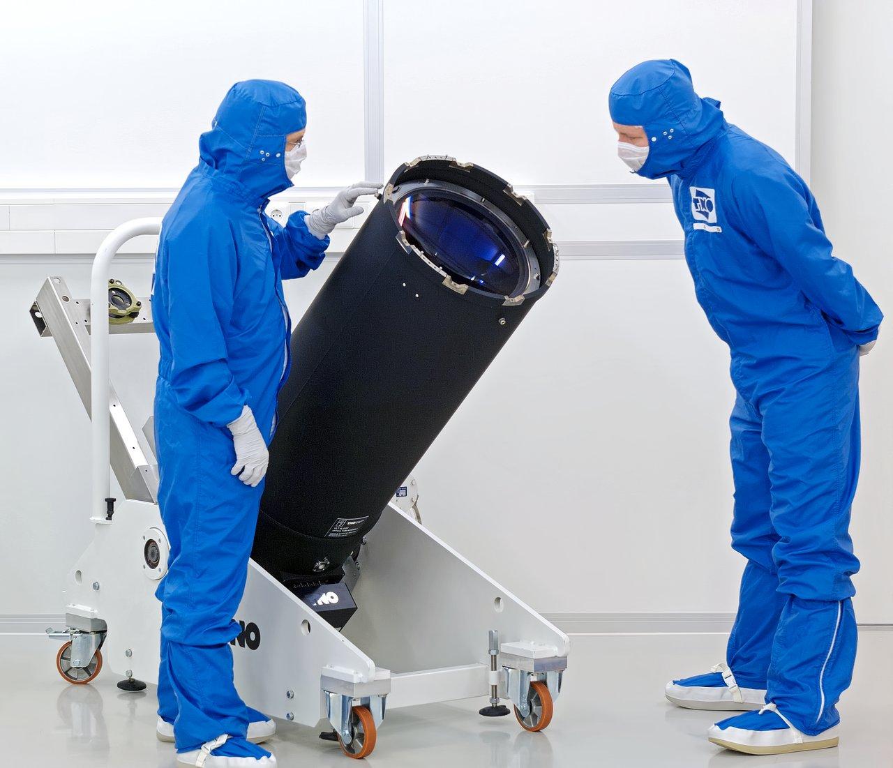 VLT 4LGSF Laser Launch Telescope