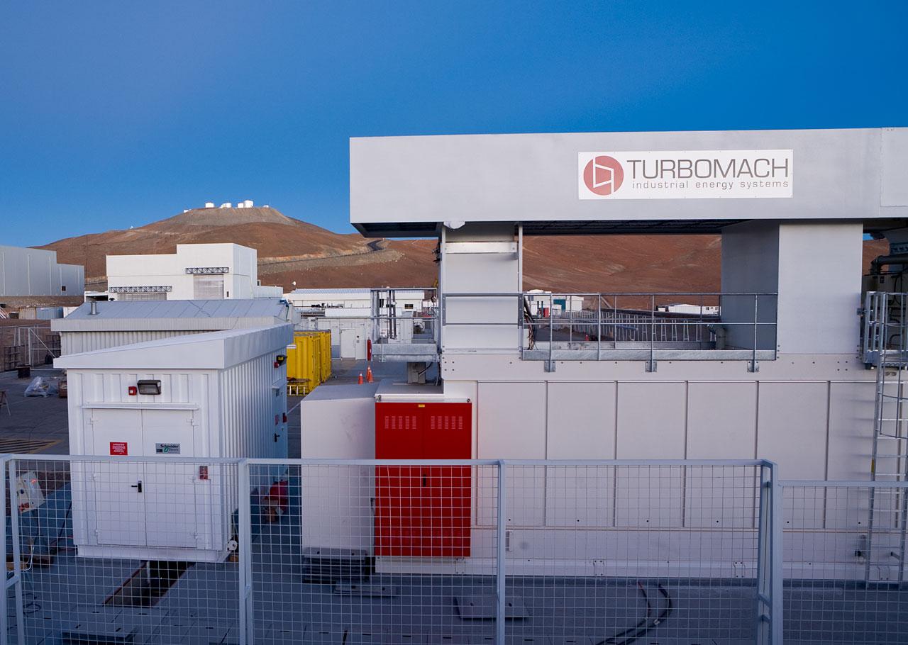 Paranal power station